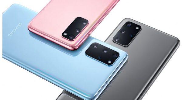 I nuovi Samsung Galaxy S20