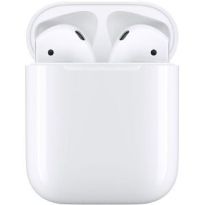 Apple AirPods 2 (2019) con custodia di ricarica wireless
